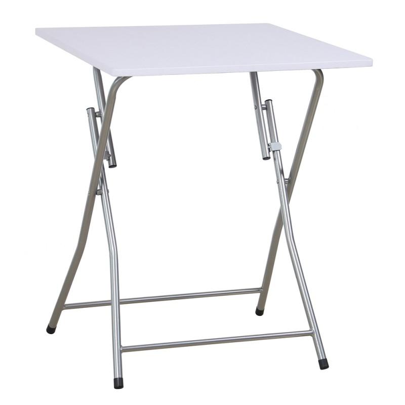 maggy table pliante blanche troc 3000 fr jus. Black Bedroom Furniture Sets. Home Design Ideas