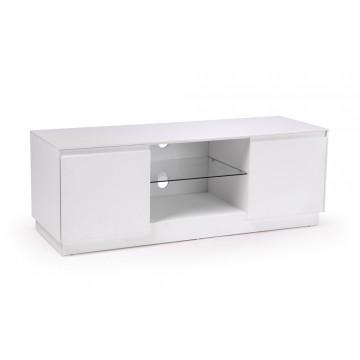 SOHO meuble TV blanc en 120