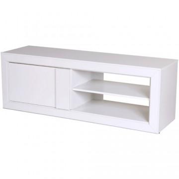 KOALA meuble TV blanc