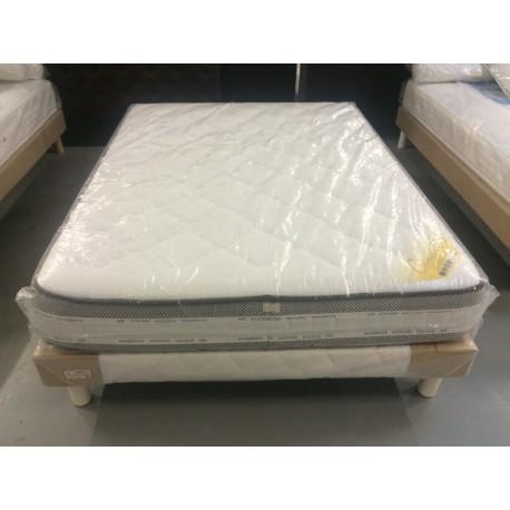corail matelas 21 cm mousse hr m moire de forme troc. Black Bedroom Furniture Sets. Home Design Ideas