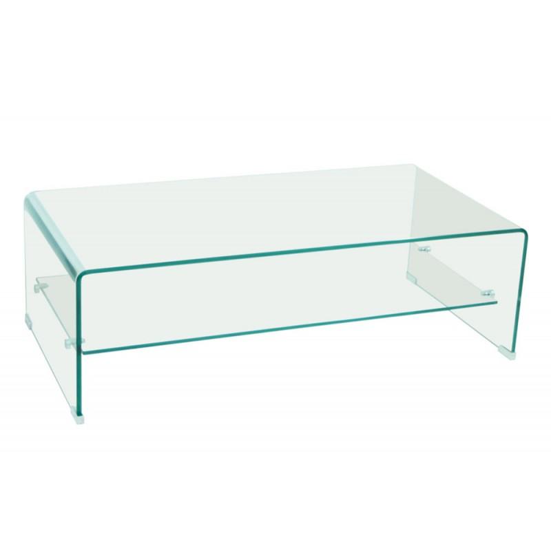 vera table basse rectangulaire verre troc 3000 fr jus. Black Bedroom Furniture Sets. Home Design Ideas