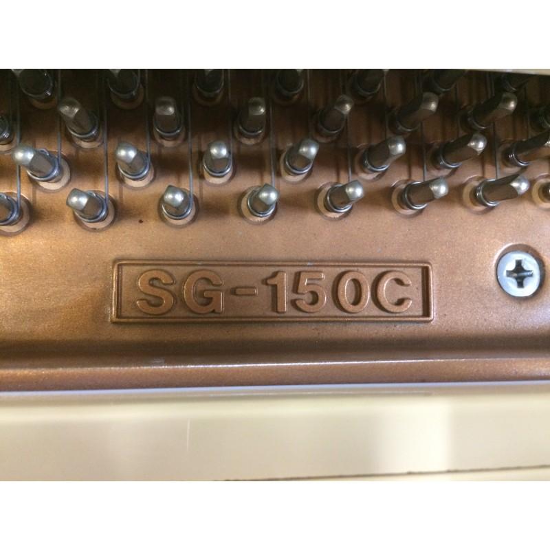 piano ivory samick sg 150c 4 39 11 1 2 troc 3000 fr jus. Black Bedroom Furniture Sets. Home Design Ideas