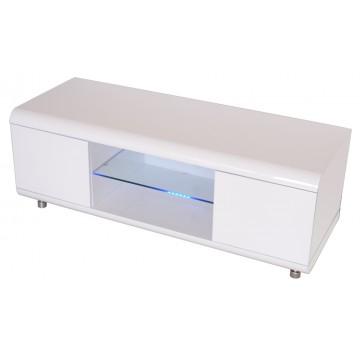 JOKER meuble TV Blanc laqué