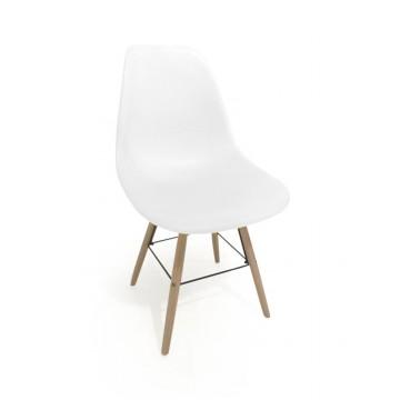 KALMA Chaise Blanche