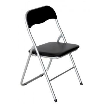 ACTRESS Chaise Pliante - Noire