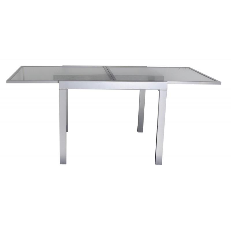 Extensible Troc Extend Table 3000 Carrée Argent Fréjus 9eWIYD2HE