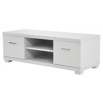 TANGO meuble TV blanc