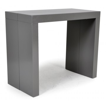 ALGO Console - Table Grise 3 Allonges