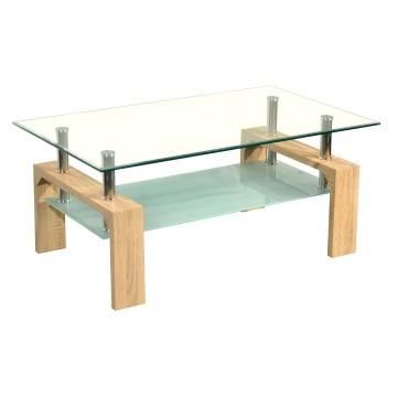 CT37 table basse chêne