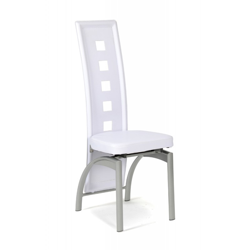 Eve chaise blanche troc 3000 fr jus for Chaise blanches