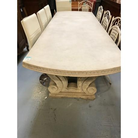 Table pierre monastère