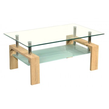 CT37 table basse chêne